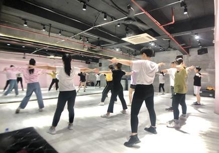 苏州Waacking舞蹈培训