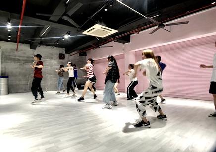 苏州韩舞培训班
