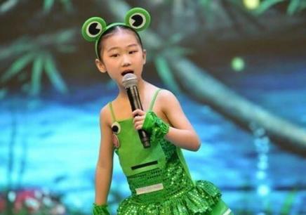 深圳少儿声乐培训哪里有