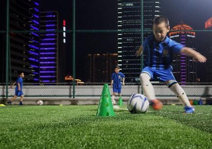 苏州少年足球培训