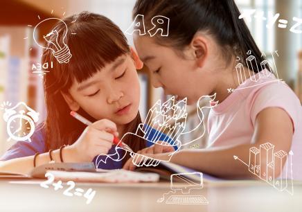 上海少儿英语培训学