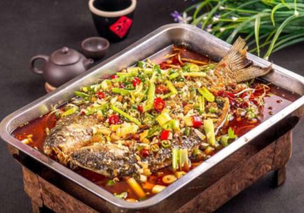 贵阳烤鱼培训多少钱