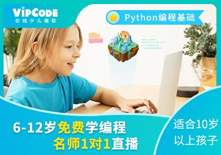 Python编程基础学习班