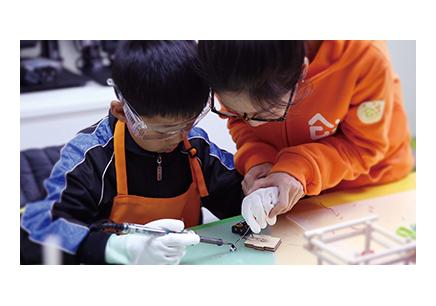 上海幼儿科学创新班