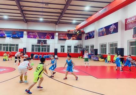 杭州青少年篮球培训