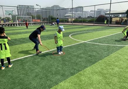 杭州青少年足球培训班