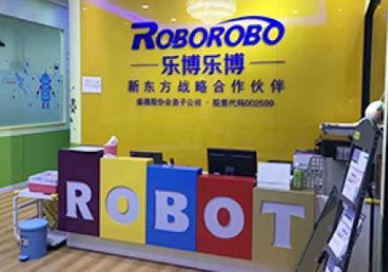 大连乐博少儿机器人编程培训班-学校-机构