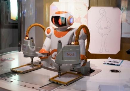大連單片機器人培訓價格