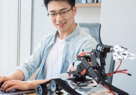 柳州机器人少儿编程培训