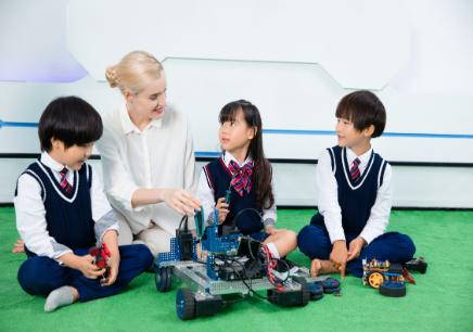 西安少兒機器人培訓學校哪個好