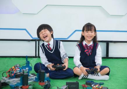 西安小孩機器人培訓中心