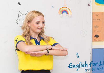 厦门学习少儿英语培训机构