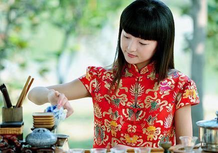 成都专业的茶艺师培训学校