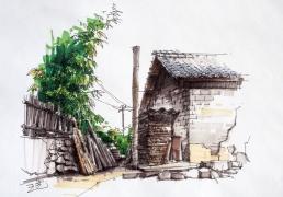 建筑手绘精品课程培训班招生