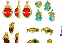 珠宝设计电绘班