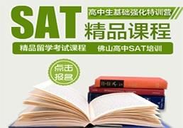 高中生SAT基础强化特训营