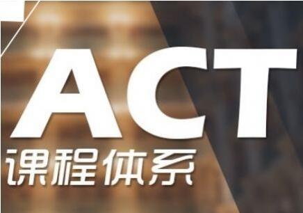广州act一对一强化班