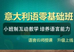 上海徐汇意大利语培训学校