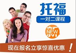 上海托福课程一对一培训