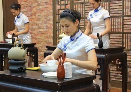上海的茶艺师培训哪家好