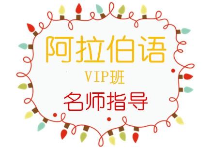 北京去哪里找阿拉伯语中教VIP课程