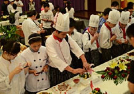 上海厨师全科班
