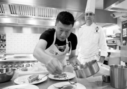 上海的厨师快速培训 厨师长期培训班