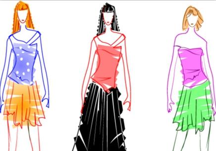 佛山服装设计学习计划_【服装手绘】_智尚培训学校