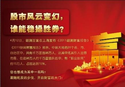 北京股票培训中心