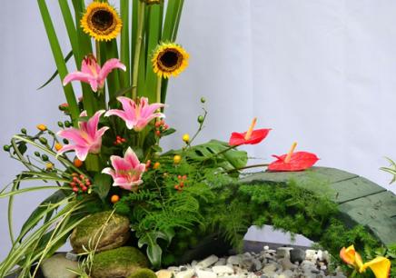 天津哪里有不错的的花艺培训