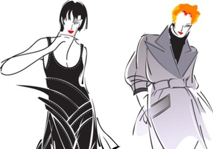 服装设计【立体裁剪班】