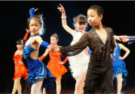 杭州少儿拉丁舞培训哪家好