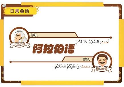 苏州沧浪区阿拉伯语培训哪个比较好