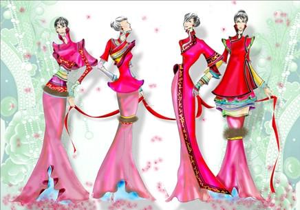 高级服装设计培训就业班【推荐就业】