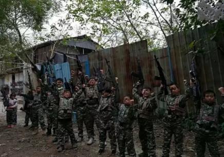 深圳青少年领导力夏令营训练
