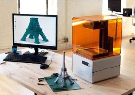 火星人3D打印专业班