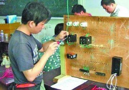高压电工培训班-电工课