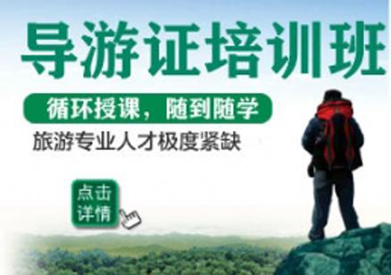 天津想学导游哪里好
