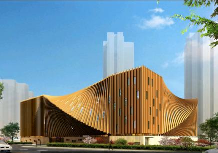 天津建筑结构设计手绘学习