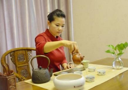 欧索教育中级茶艺师师资班