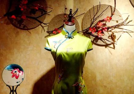 上海旗袍工艺制作班