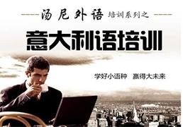 广州意大利语留学辅导班
