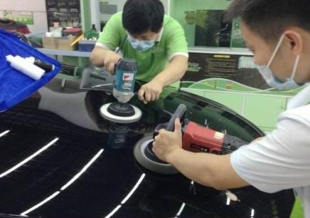 广州汽车喷漆调漆技师培训基础班