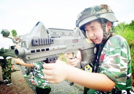 杭州军事夏令营培训班