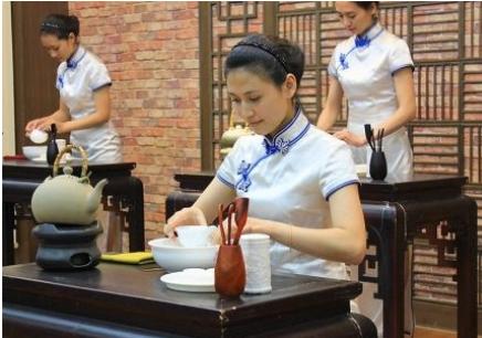 上海茶艺培训