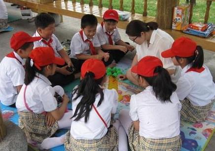 杭州小学生暑假学习营
