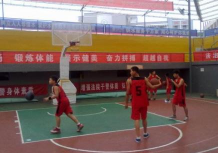 上海青少年篮球培训班每月多少钱