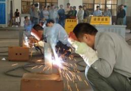 长沙专业中级焊工师培训学校
