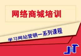 东莞虎门网络商城培训班