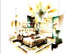 深圳在什么地方有室内设计的学习辅导